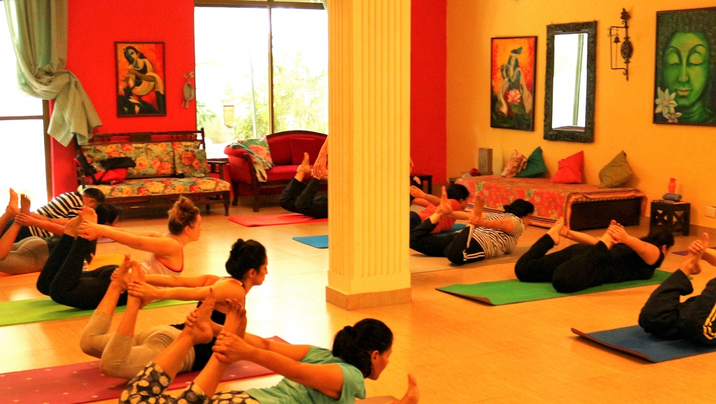 Yoga New Event