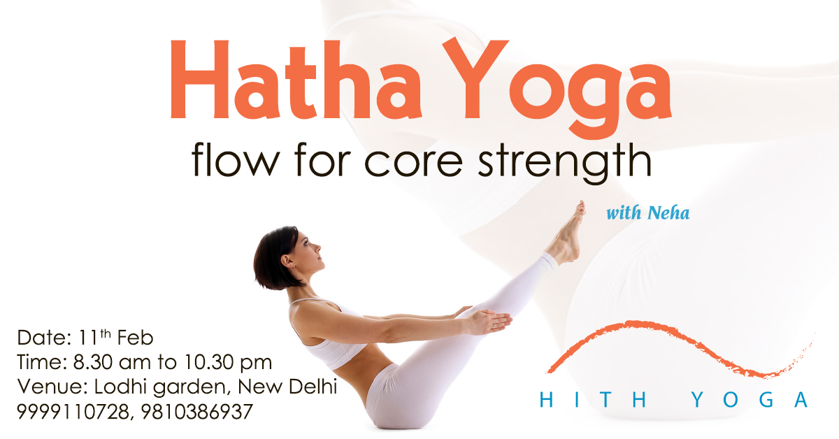 Hatha Yoga: Core Strengthening Workshop