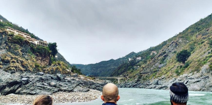 Yoga Vacation – Rafting Expedition