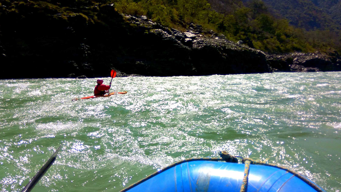 River Rafting and How it is Related To Your Mental Health