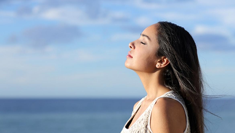 Ujjayi Pranayama (Psychic Breath or Oceans Breath)