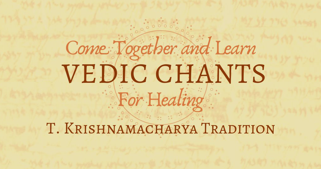 Vedic Chants for Healing