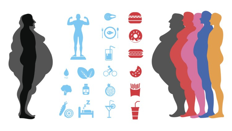 What can help overweight people eat healthier