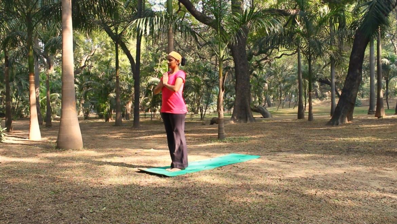 How to do Surya Namaskar (Sun Salutations)