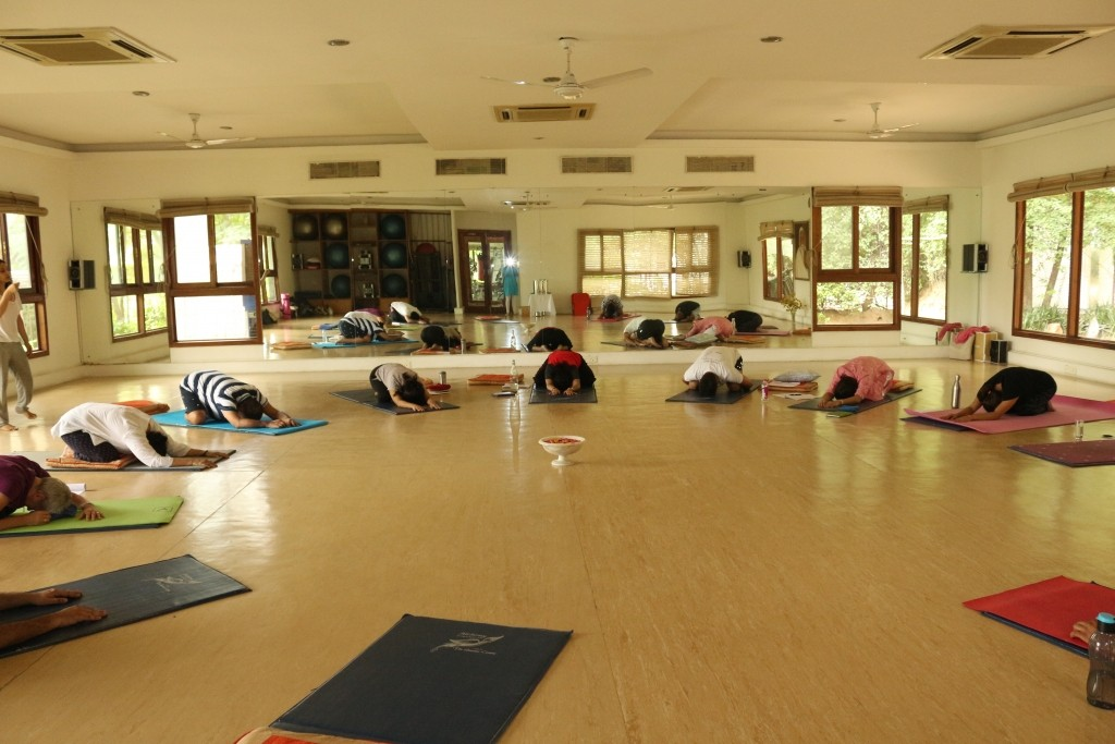 Yoga Classes Defence Colony