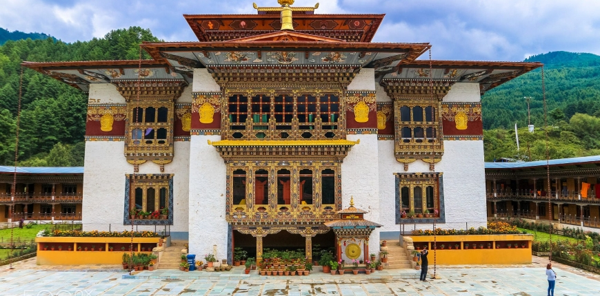 The Glorious Architecture of Bhutan