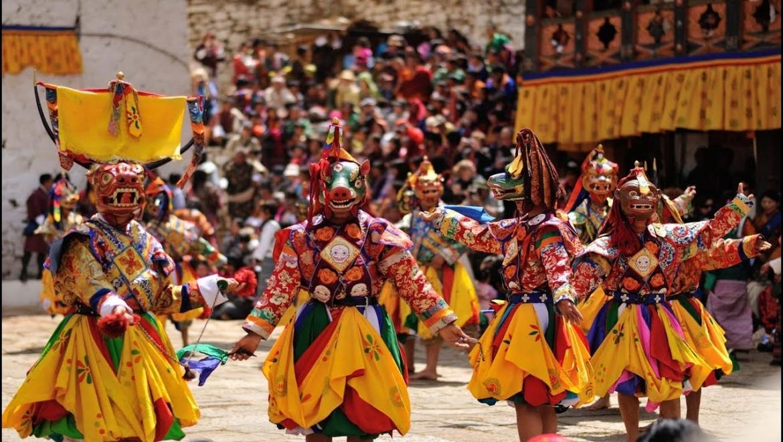 Bhutan, The Druk-Yul Culture