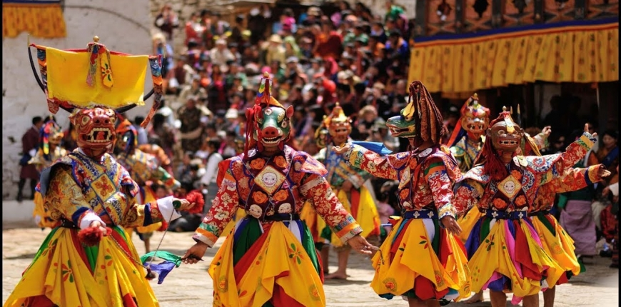Bhutan, The Druk-Yul Culture