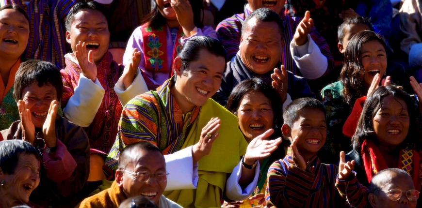 Bhutan: The Land of Happiness
