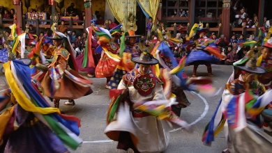 These festivals from Bhutan will make your life colourful