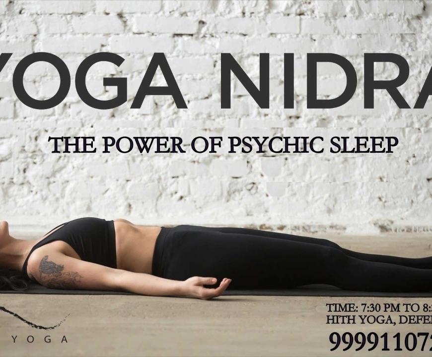 Yoga Nidra – The power of psychic sleep