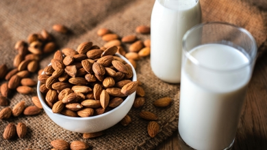 Almond Milk: Nutritious and Easy to prepare