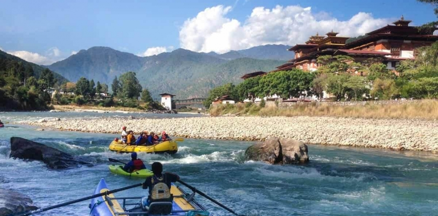 The Places and Things of Bhutan