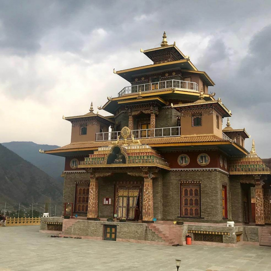 Things to Visit and Do In Paro, Bhutan