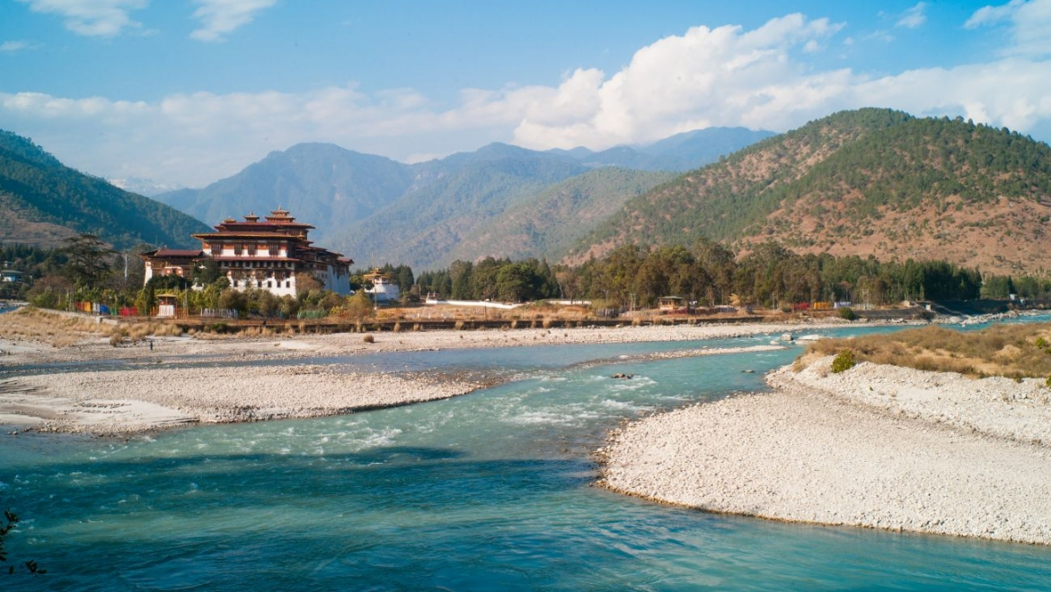 Places to Visit in Punakha, Bhutan