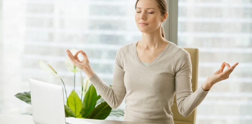 Yoga in Office – Energize and Synergize