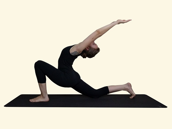 Ardhachandrasana- Half Moon Pose
