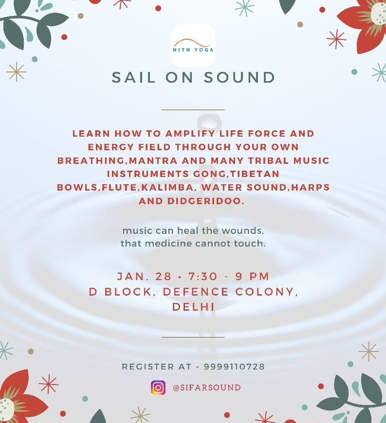 Sail On Sound