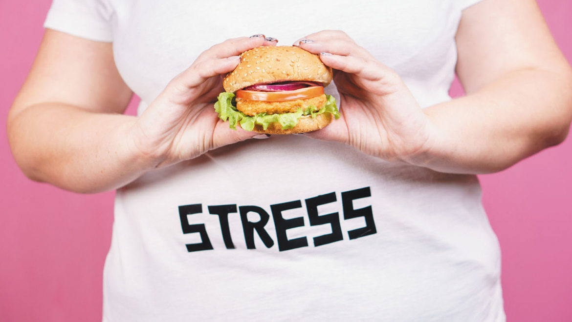 Stress might be the reason of your weight gain – You don't  believe? Read on