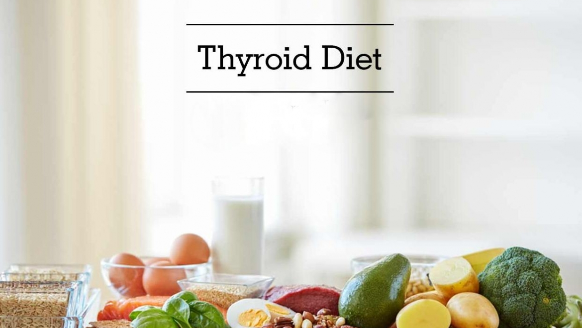 6 Diet Tips for Hypothyroidism – Thyroid Problem