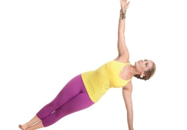 The Best Yoga Poses to Tone Your Arms
