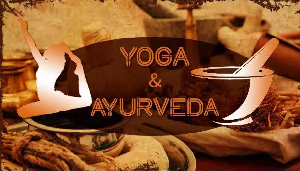 How the combination of Yoga and Ayurveda is healthy for the body?