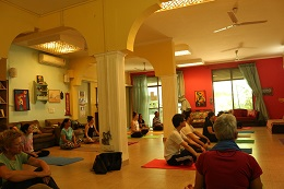 Yoga Classes  for Expats and Embassies in Delhi