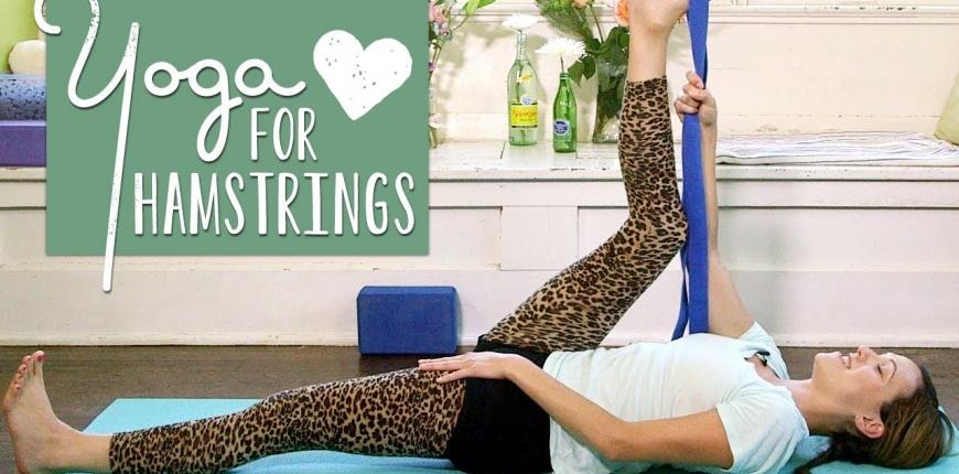 Yoga Poses to Loosen Those Hamstrings