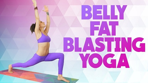 10 Yoga poses to reduce belly fat and tone abdominal area
