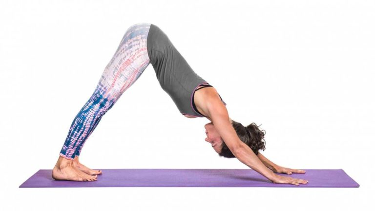 Adhomukh Svanasana or Downward facing dog – Steps and Benefits