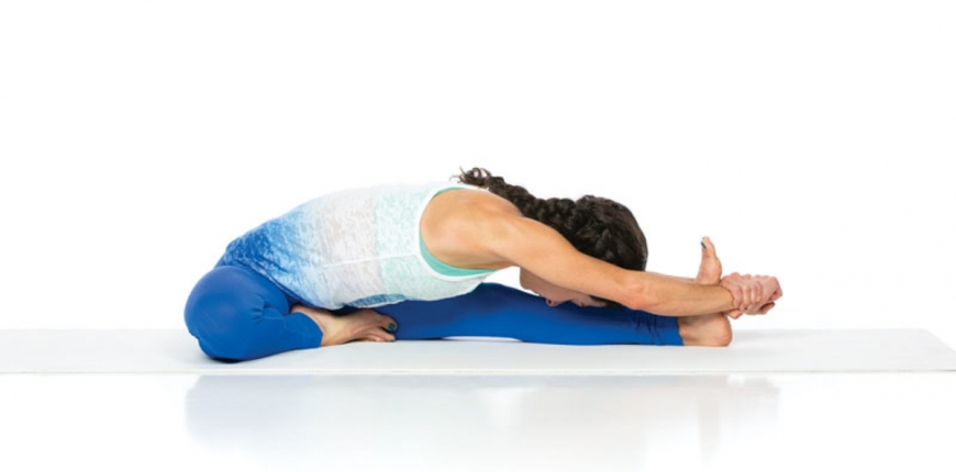 Janu Sirsasana or Head To Knee Pose – Steps and benefits