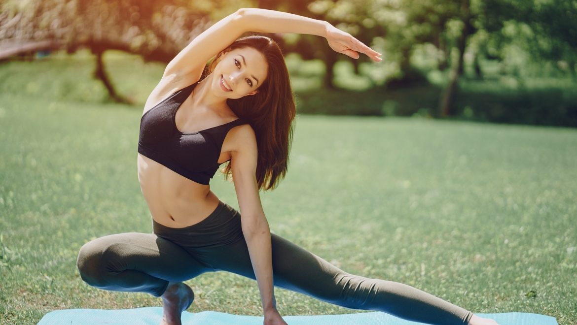 5 Yoga and Diet Tips for Healthy Hair