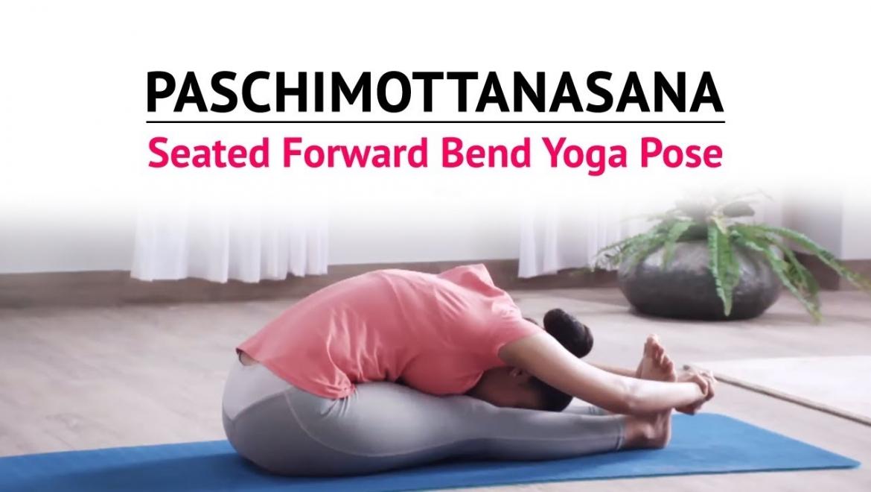 Paschimottanasana- Seated Forward Bend