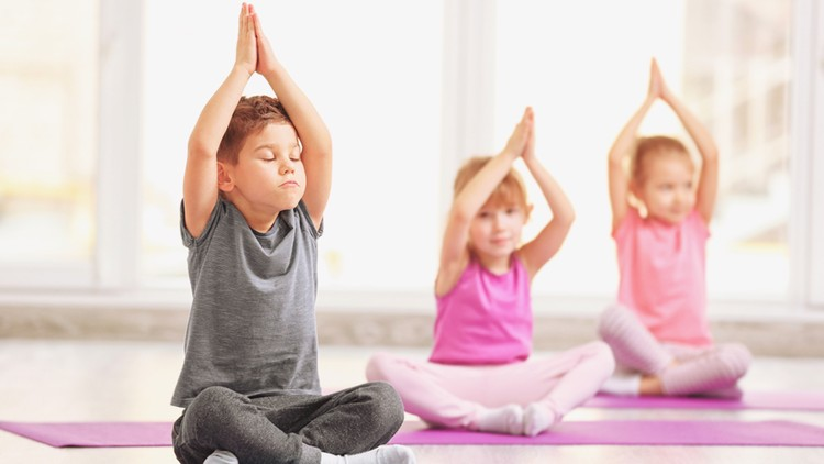 Why Your Child Should Be Doing Yoga