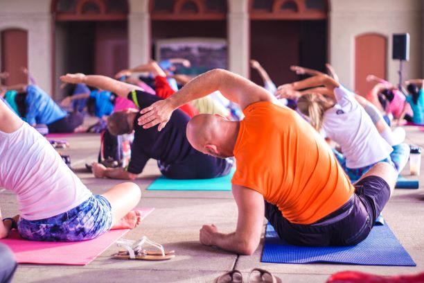 Why Yoga is not about just a class at a Yoga Studio