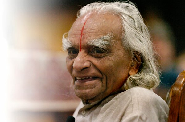A look at the yoga by BKS Iyengar
