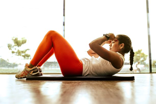 Shed Your Post-Pregnancy Weight with These Exercises