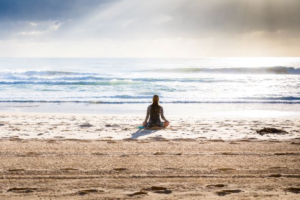 The 30 second Quick Yoga for reduced anxiety attack