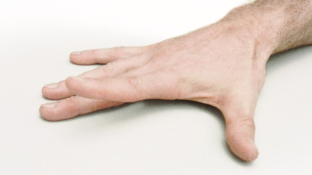 Yoga Stretches for Wrists and Fingers