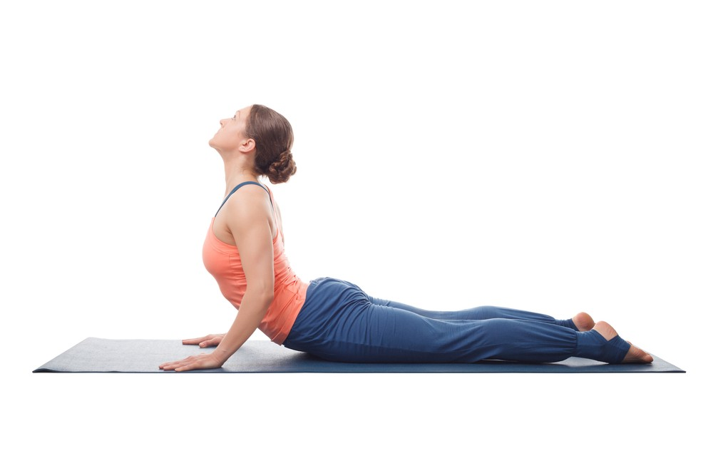 Yoga Asanas To Strengthen Your Spine
