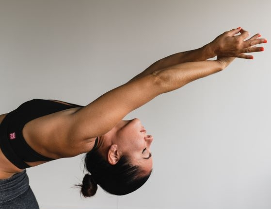 Yoga to Soothe Muscle Strain