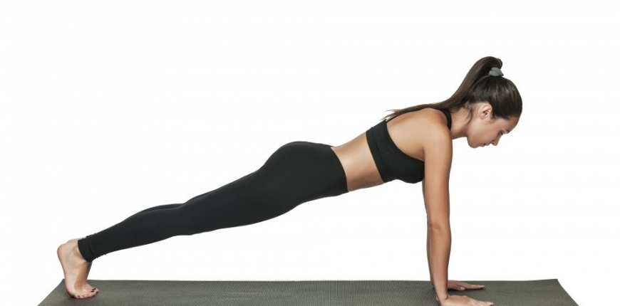 Benefits of the Plank Pose