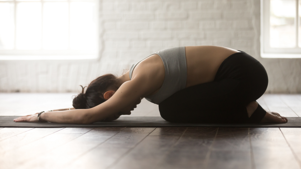 Balasana: Yoga for Daily Life