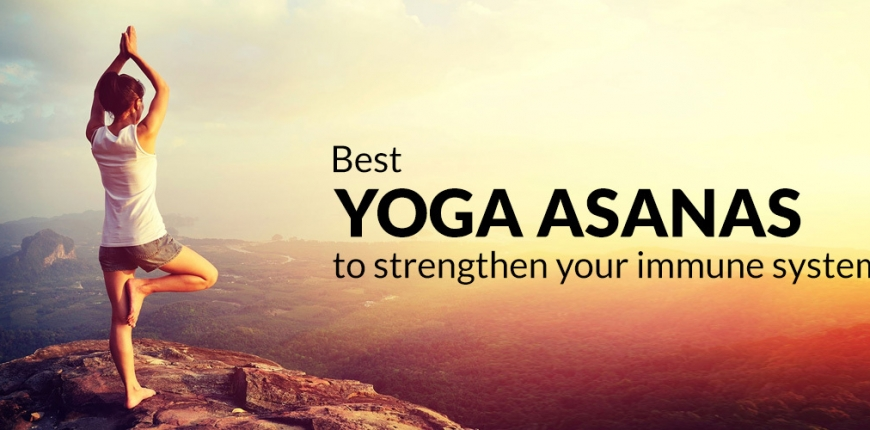 Best Yoga Asanas To Strengthen Your Immune System