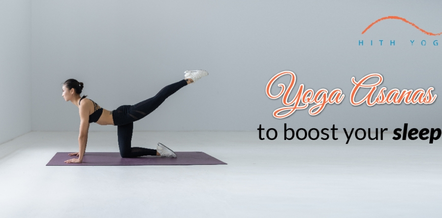 8 Best Yoga Asanas To Boost Sleep