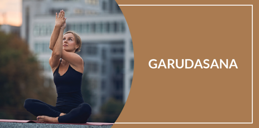 9 Amazing Benefits Of Garudasana (Eagle Pose)